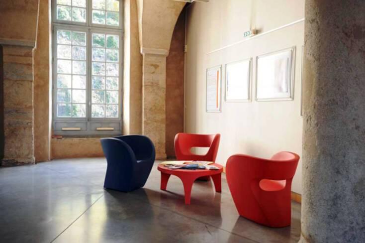 DRAC Rhône-Alpes mobilier © Jean-Marie Refflé