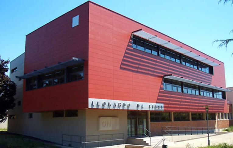 Nicolas Royer - On-off - 2008 - Lycée Augustin Thierry à Blois