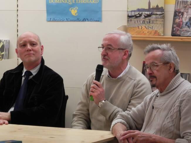 F. Aubanton, G. Blieck, Alain Villes