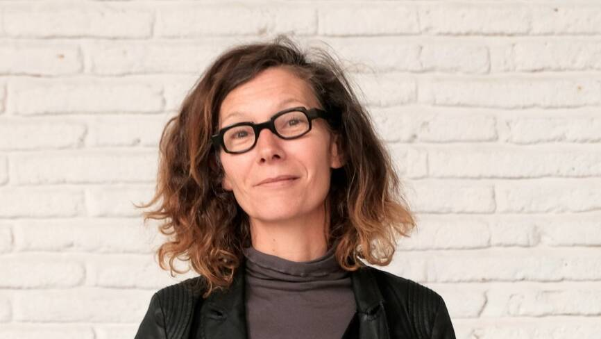 Clotiste Kasten, directrice du pôle, Action culturelle et territoriale