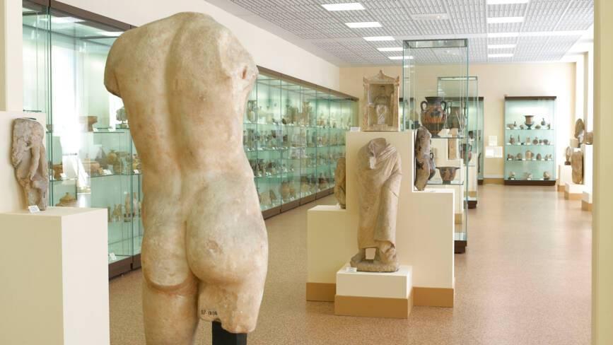Aisne, Laon, musée d'art et d'archéologie