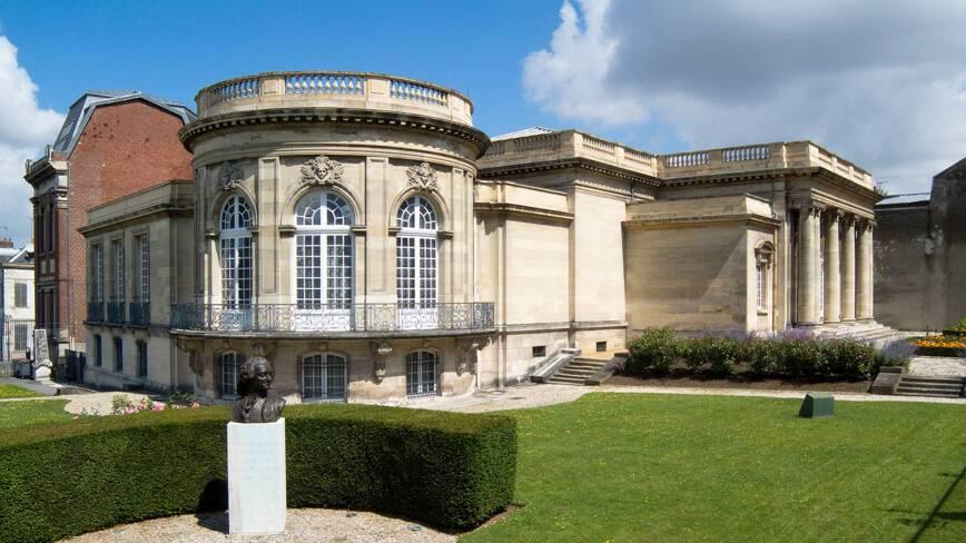 Aisne, Saint-Quentin, musée Antoine Lécuyer