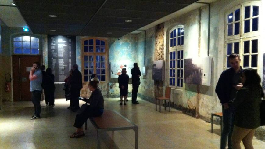 Oise, Compiègne, mémorial de l'internement et de la déportation