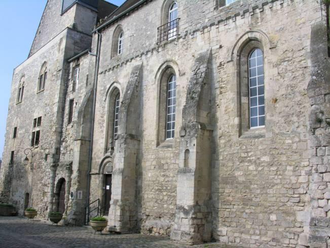 Oise, Crépy-en-Valois, musée de l'archerie et du Valois