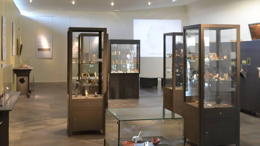 Oise, Vendeuil-Caply, musée archéologique de l'Oise