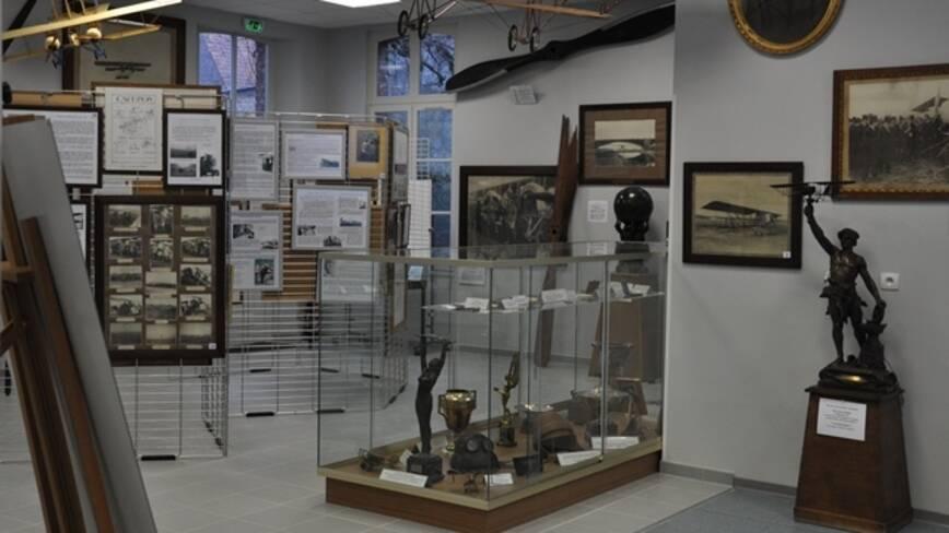 Somme, Rue, musée des frères Caudron