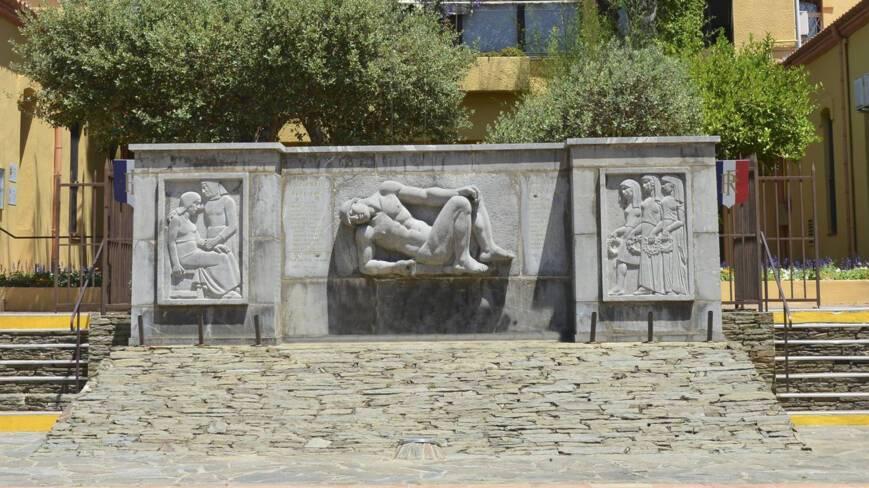 Monument aux morts de Banyuls-sur-Mer (66)