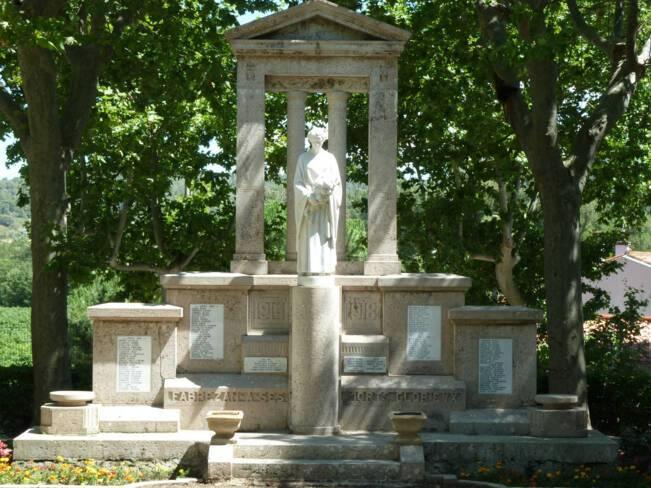 Monument aux morts de Fabrezan (11)