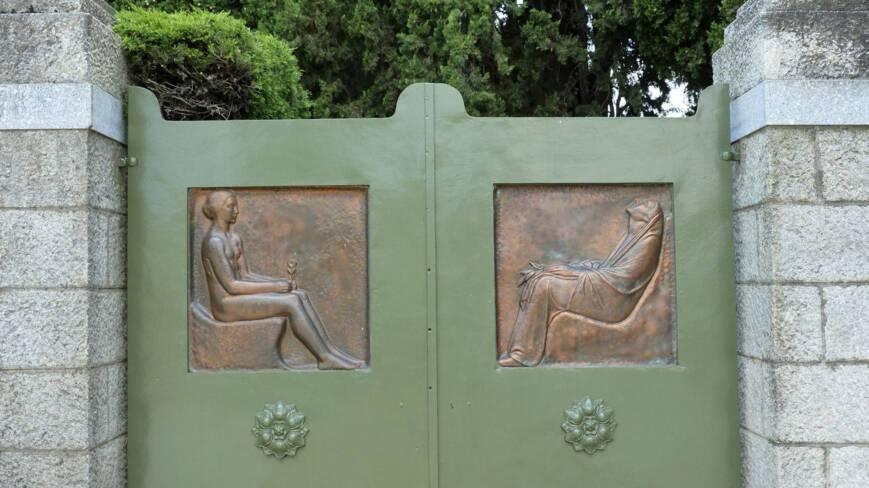 Monument aux morts de Thuir (66)