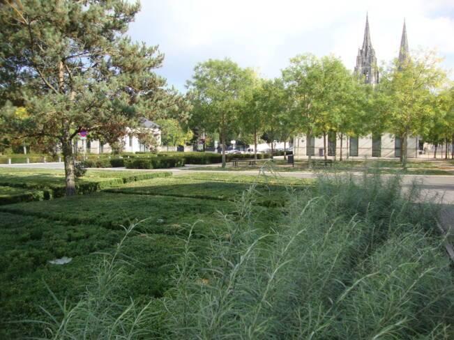 Aisne, Soissons, circuit des trois jardins