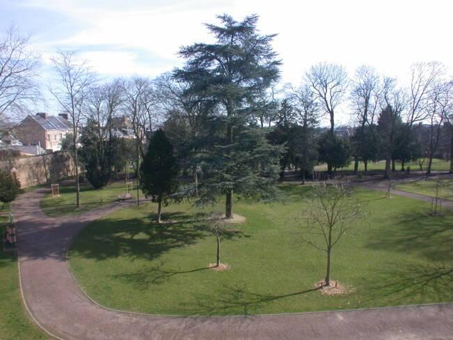 Somme, amiens, squares et jardins publics d'Amiens Métropole