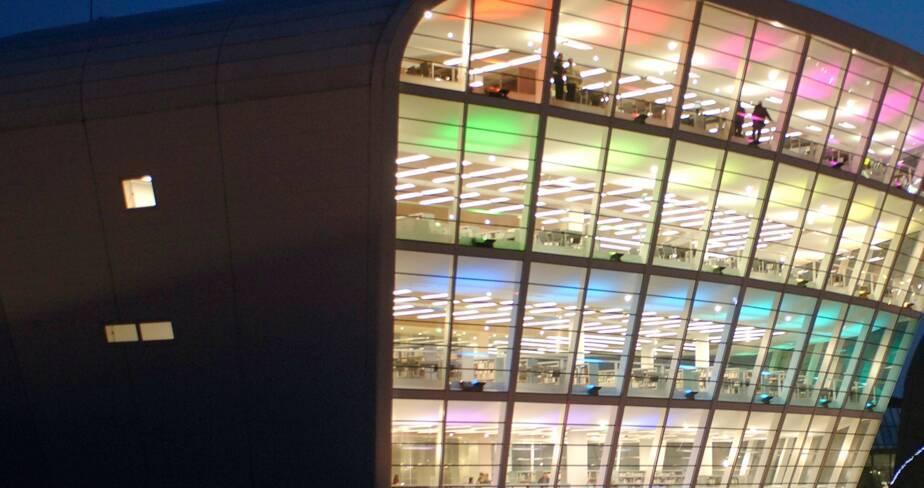Bibliothèque des Champs Libres