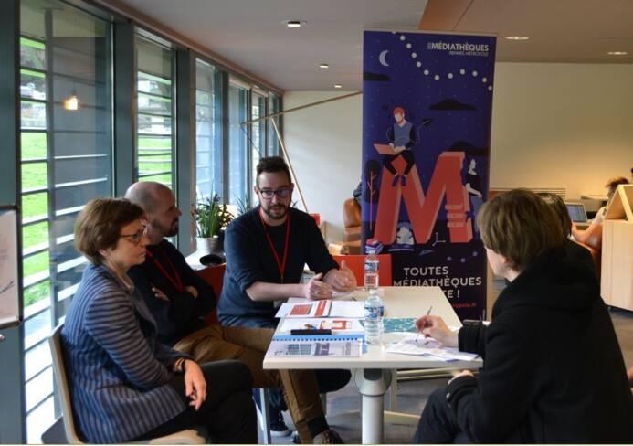 Forum des projets Médiathèques de Rennes Métropole