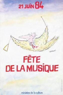 Fête de la Musique 1984