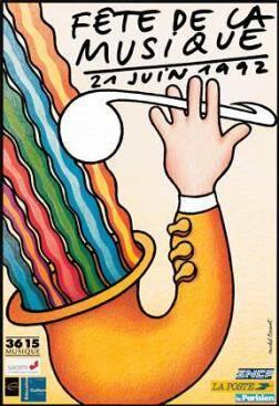 Fête de la Musique 1992