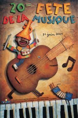 Fête de la Musique 2001