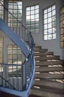 Escalier de l'école de musique