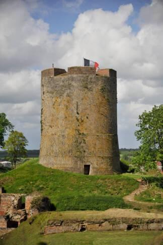 Aisne, Guise, musée historique et archéologique du château-fort de Guise