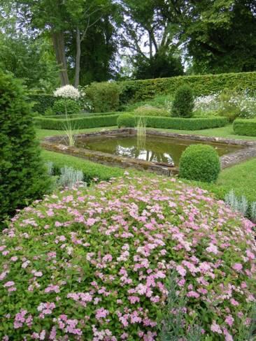Somme, Creuse, parc du château