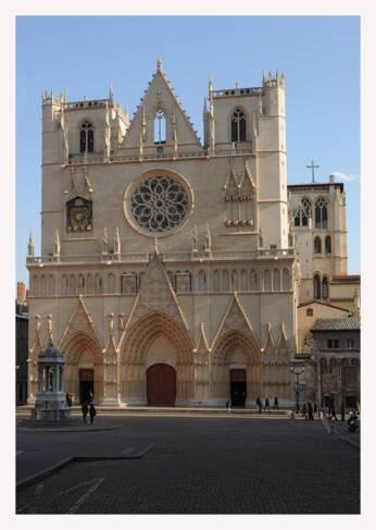 Cathédrale Saint-Jean-Baptiste Lyon