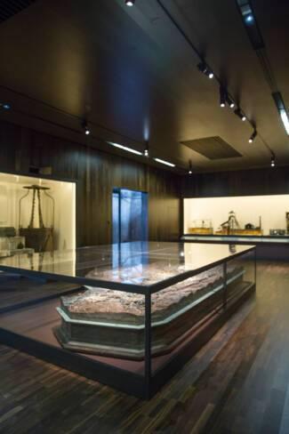 Parc-musée de la Mine Saint-Etienne - nouveaux espaces muséographiques