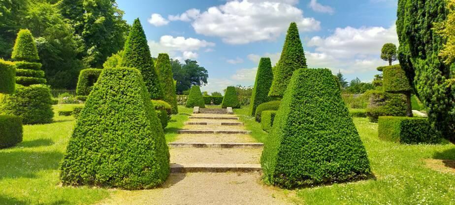 (36) Azay le Ferron : parc et jardins du château