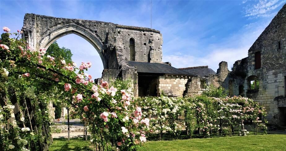 (37) La Riche : prieuré Saint-Cosme