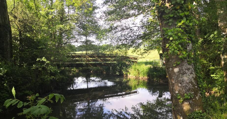 (37) Château-Renault : parc de la coulée verte du Moulinet