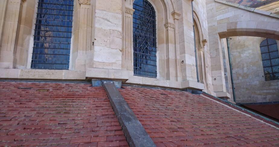 Cathédrale de Langres : déambulatoire Nord