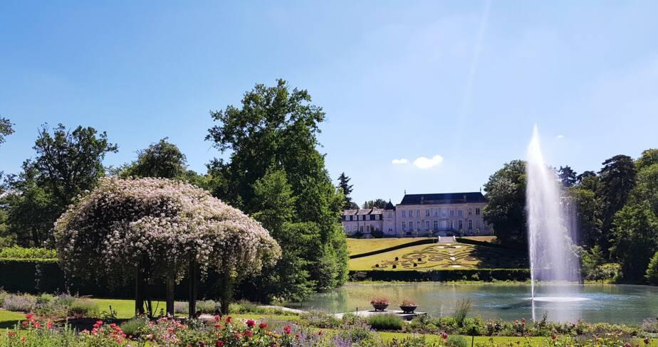 (45) Orleans la Source : parc floral
