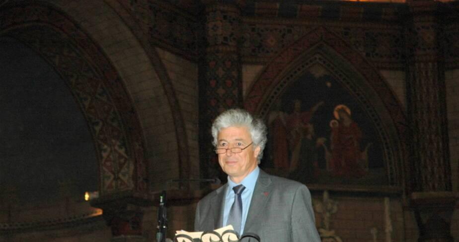 Henri-Michel Comet, préfet de la région Midi-Pyrénées