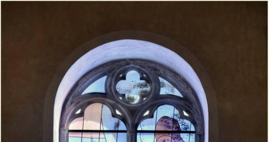La parabole du fils prodigue et l'épisode du bon larron (baie 110)
