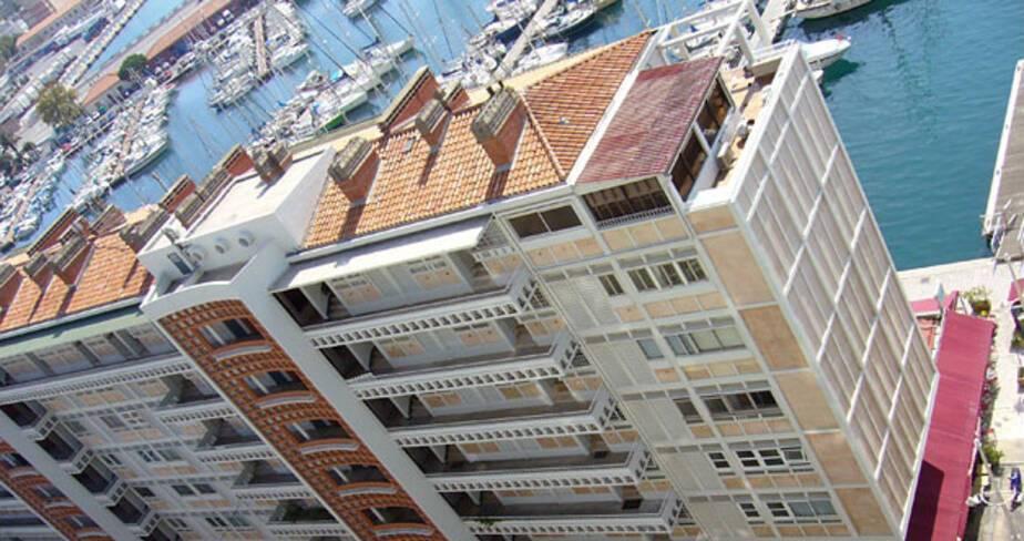 Port de Toulon, avenue de la République
