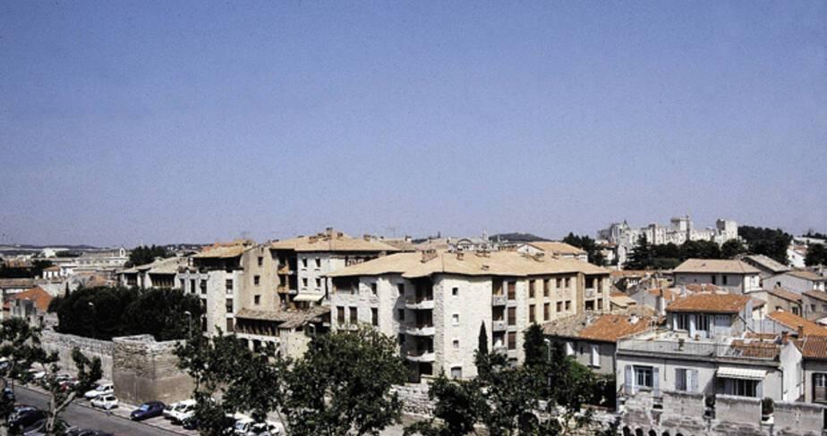 Résidence San Miguel - Avignon, vue générale