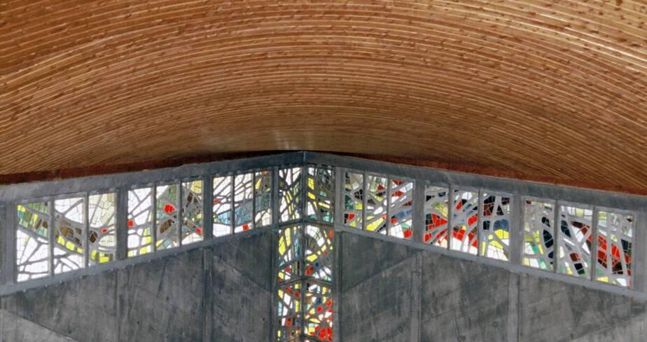 Saint-Joseph Travailleur - Avignon, vue intérieure