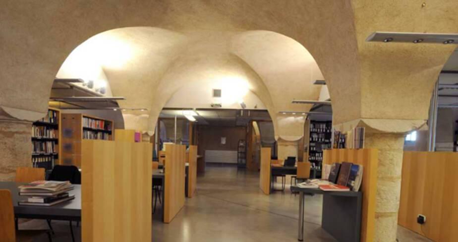 DRAC Rhône-Alpes centre de documentation © Jean-Marie Refflé