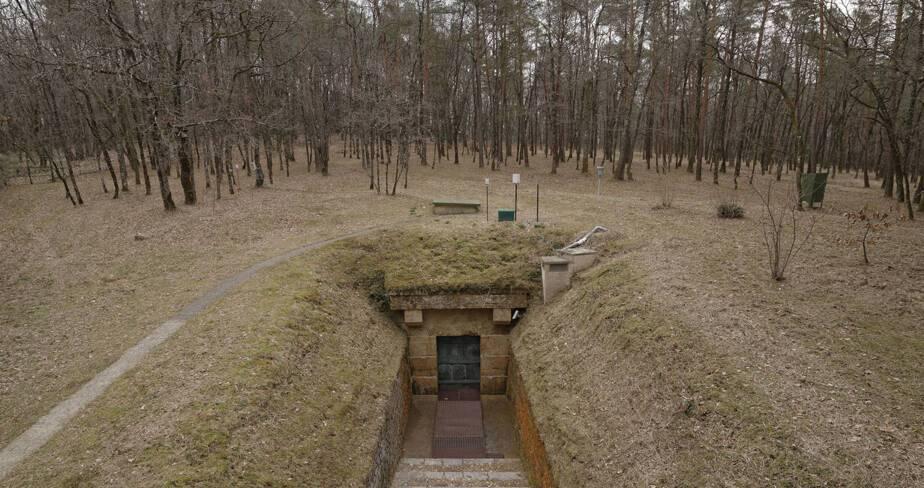 Entrée de la grotte de Lascaux