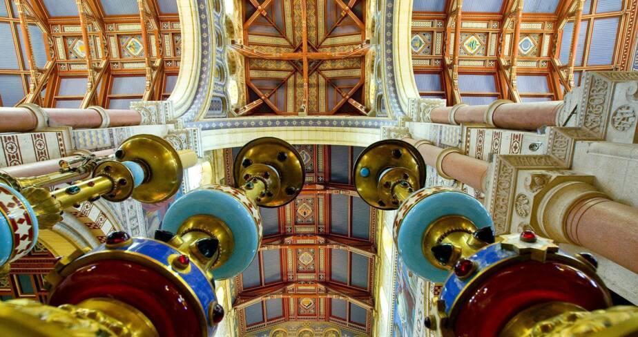 Somme, Albert, Basilique Notre-Dame de Brebières
