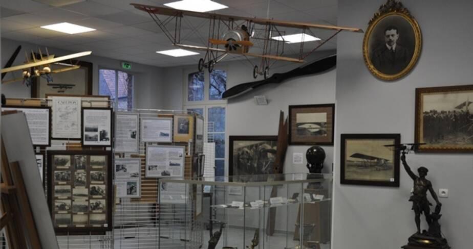 Musée des frères Caudron à Rue (Somme)