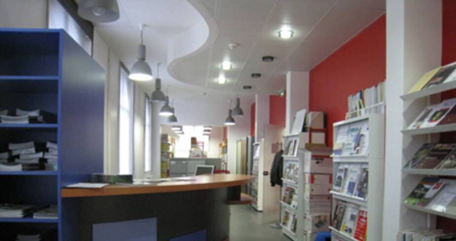 le centre de documentation