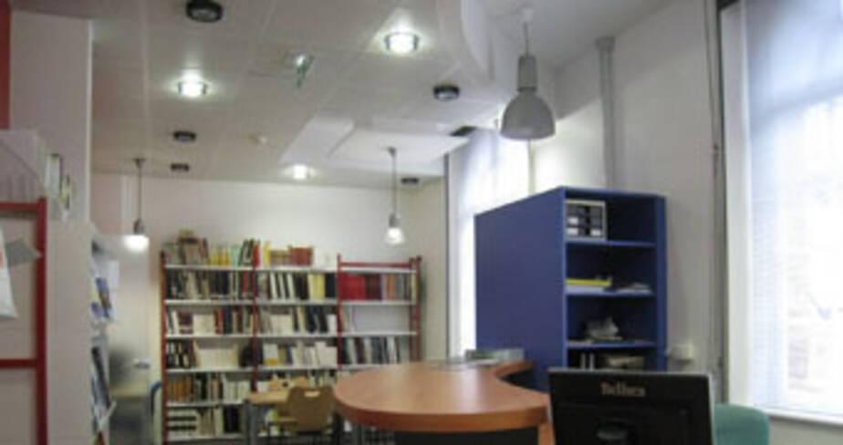 vue du centre de documentation