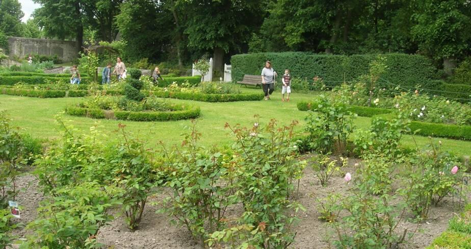 Parc du château de Valgenceuse 1, Senlis, Oise