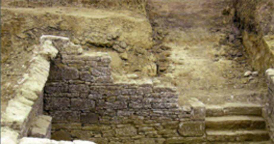 41- Tergnier, la ferme médiévale monastique de La Férolle (Aisne)
