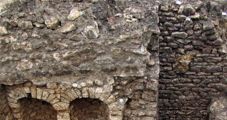 44- Senlis, les fouilles du quartier Sainte-Anne (Oise)