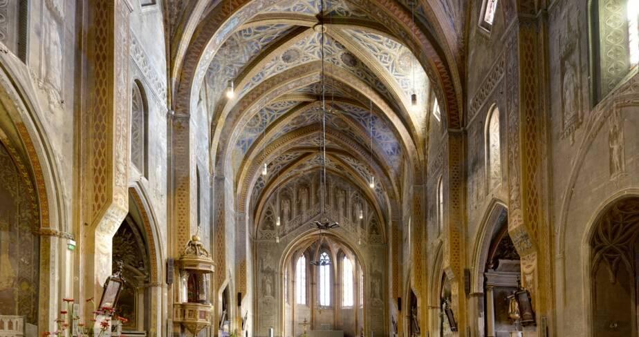 Anc. cathédrale Saint-Alain, Lavaur (81)