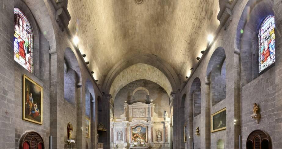 Anc. cathédrale Saint-Étienne, Agde (34)