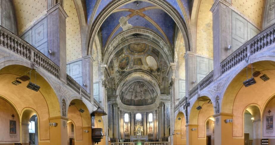 Anc. cathédrale Saint-Jean-Baptiste, Alès (30)