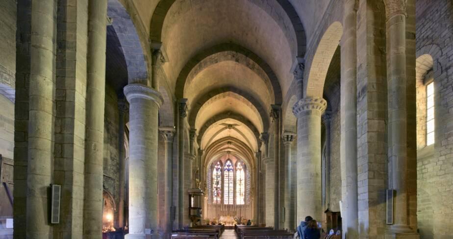 Anc. cathédrale Saint-Nazaire-et-Saint-Celse, Carcassonne (11)