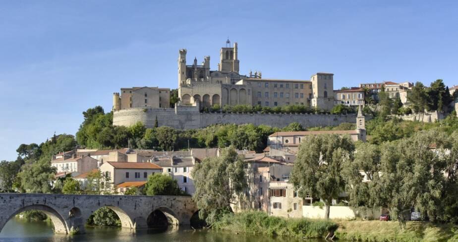 Anc. cathédrale Saint-Nazaire-et-Saint-Celse. Béziers (34)
