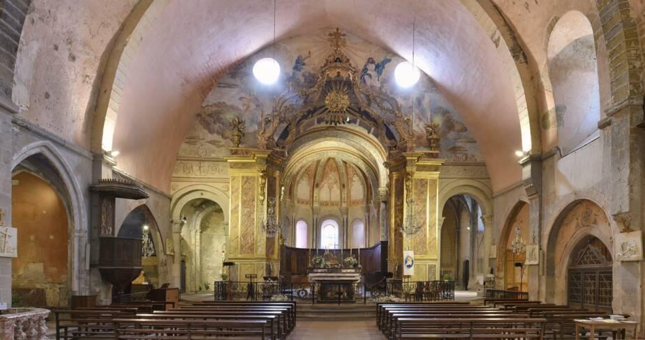 Anc. cathédrale Saint-Papoul, Saint-Papoul (11)